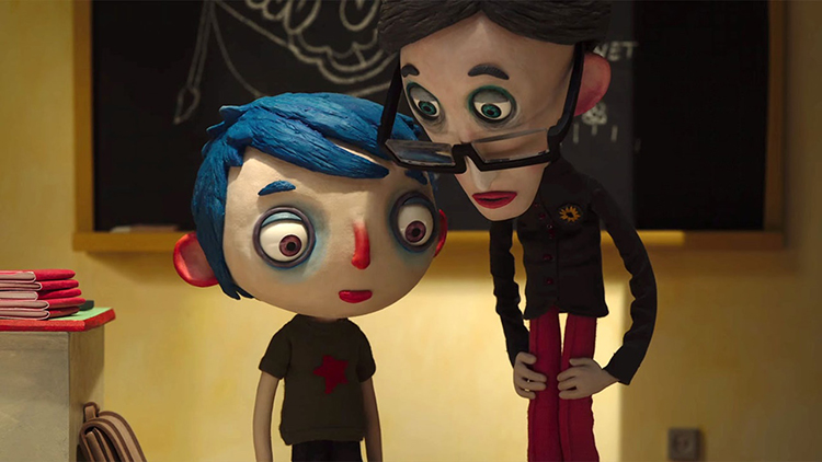 My Life as a Zucchini - Blu-Ray Movie Review