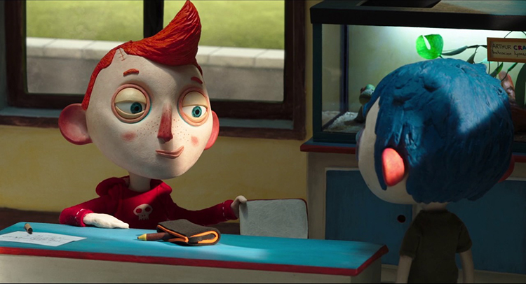 My Life as a Zucchini - Blu-Ray Review